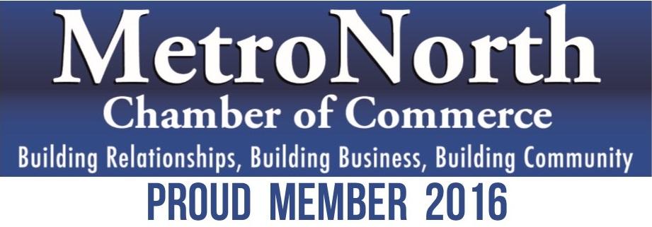 Metro North Chamber of Commerce Logo